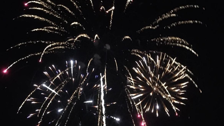 Mit einem sensationellen Feuerwerk ins neue Jahr!