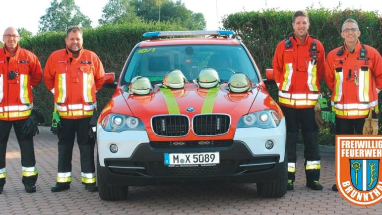Unterstützen Sie Ihre Feuerwehr vor Ort!